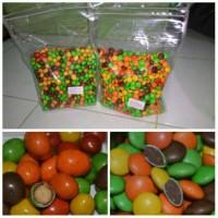 Coklat Susu & Kacang Chacha 500 Gram