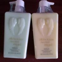 Skin Kiss Secret Angel Lotion Parfume - Lotion Parfum Tahan 24 Jam