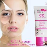CC Cream Fair N Pink 4in1 Original BPOM