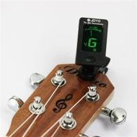 Gitar Tuner Joyo Clip-on Digital Chromatic / Bass / Ukulele Dll