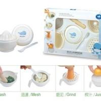Kuku Duckbill Food Maker/Peralatan Makan Bayi kuku duck bill