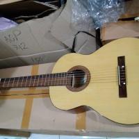 gitar klasik nilon 3/4 yamaha + softcase