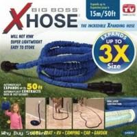 Expandable Hose 50 Feet 15 Meter Kepala Selang Air Water XHose x hose