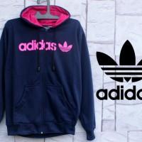 Jaket Adidas Terrex Navy Magenta (Hoodie-Sweater-Fleece-Distro) Murah