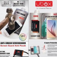 UBOX Anti Smash 0.25mm Screen Protector Samsung Galaxy S6 Edge