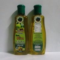 Pencerah Kulit Wajah yang Kasar Minyak Zaitun Green Oliva