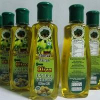 Serum Wajah Menunda Penuaan Dini Minyak Zaitun Green Oliva