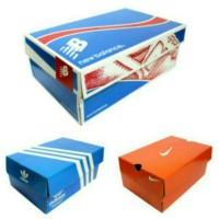 kardus/ box sepatu vans,new balance,nike,adidas