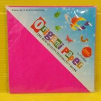 Guppy Kertas Origami 14 x 14 (Pak Isi 50 Lembar)