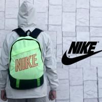 Tas Ransel,sekolah,olahraga,sport,gendong murah/ Nike Sport Hijau new