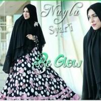 gamis nayla syari by beglow