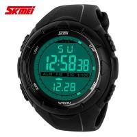 Jam Tangan Skmei S-Shock Sport Watch Water Resistant 50m Dg1025
