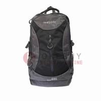 Tas Ransel Real Polo 6332 Black Ransel/Kantor/Sekolah/Backpack