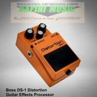 Efek Gitar Boss Distortion DS-1 / DS1 / DS 1 baru 100% murah!