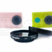 Kingma UV Filter 37mm with Lens Cap for Xiaomi Yi