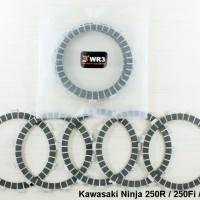 Kampas Kopling WR3 Assembling CLD Ninja 250 FI / R25 / MT25 / Z250FI