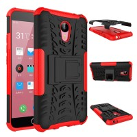 Meizu M2 Note Hardcase armor bumper cover casing gagah elegant keren