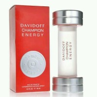 Parfum Original DAVIDOFF CHAMPION ENERGY (100% ORIGINAL)