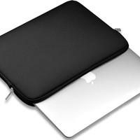 Tas Laptop / Softcase Neoprene 14 inch - Black