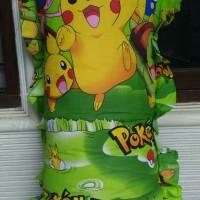 Bantal Cinta Pokemon Hijau