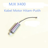 Part RC DRONE MJX X400 Motor Dinamo (Hitam-putih)