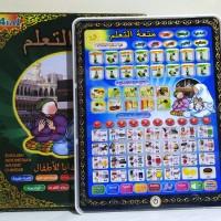 Mainan Playpad Muslim 4 Bahasa ipad sholat