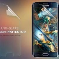 NILLKIN Anti Glare Screen Protector Samsung Galaxy S6 Edge G925F