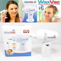 WAXVAC/ALAT VACUM PEMBERSIH TELINGA/EAR VACUM WAXVAC