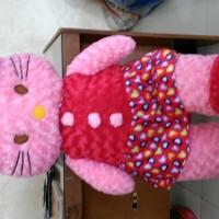 boneka hello kitty jumbo kombinasi