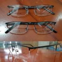 Kacamata Half Frame Porsche Design (Normal, Minus dll)