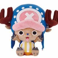Boneka Chopper Boneka One Piece Impor Taiwan Kualitas Oke Boneka Rusa