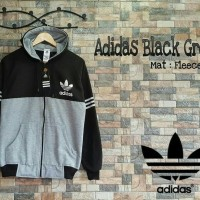 Sweater Adidas Black Grey