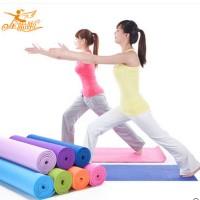 (FREE SARUNG / TAS) Matras Olahraga Anti Slip - YOGA MAT - MATRAS YOGA