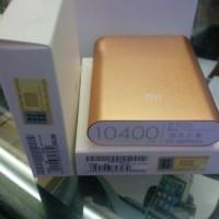 power bank xiaomi 10400 mah original