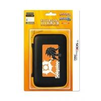 NEW 3DS XL / LL HORI POKEMON HARD POUCH SOLGALEO (SUN)