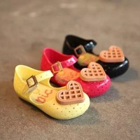 Sepatu Anak/Replika Mini Melissa/Sepatu Jelly Anak/Sandal Jelly Ank