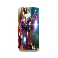 Iron Man Case For HTC ONE M7