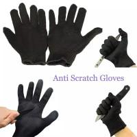 Sarung Tangan Anti Benda Tajam. Anti Robek. / Kevlar Hand Gloves