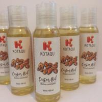 Castor Oil (Minyak Jarak)