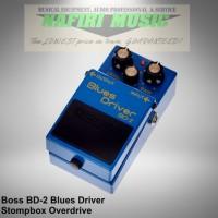 Efek Gitar Boss Blues Driver BD-2 / BD2 / BD 2 baru 100% murah!