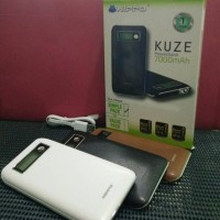 Hippo Kuze Powerbank 7000mAh Simple Pack + Garansi 1 Tahun