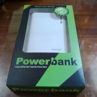 Powerbank IC 30.000mAh / 30000 White Carbon