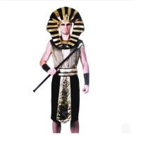 halloween costume mesir dewasa. kostum pria all size pharaoh.