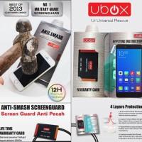 UBOX Anti Smash 0.25mm Screen Protector XiaoMi RedMi Note 2 - PRIME