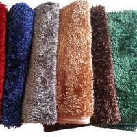 Karpet Cendol Glossy / Chenil Glossy / Kilap ukr. 200x150cm