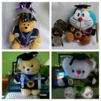 0812-9526-6220 Boneka wisuda Gajah teddy bear|Souvenir Wisuda