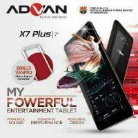 TABLET ADVAN X7 PLUS || 8GB RAM 1GB || GARANSI ADVAN