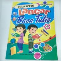 Buku Anak - Praktis Lancar Baca Tulis