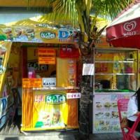 Tenda Cafe 2x3 Full Branding/Tenda Piramid
