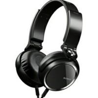 Sony MDR-XB250 Extra Bass (black)